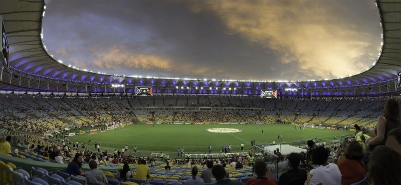Estádio Maracanã Rio de Janeiro