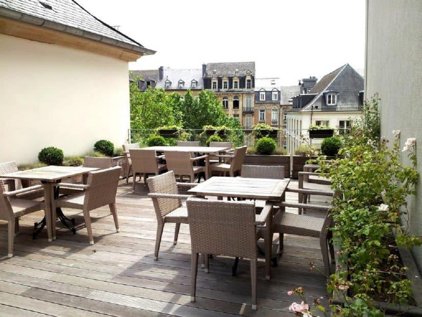Hotéis em Luxemburgo perto de tudo