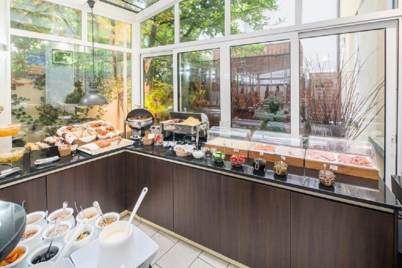 Hotéis em Luxemburgo com excelente café da manhã