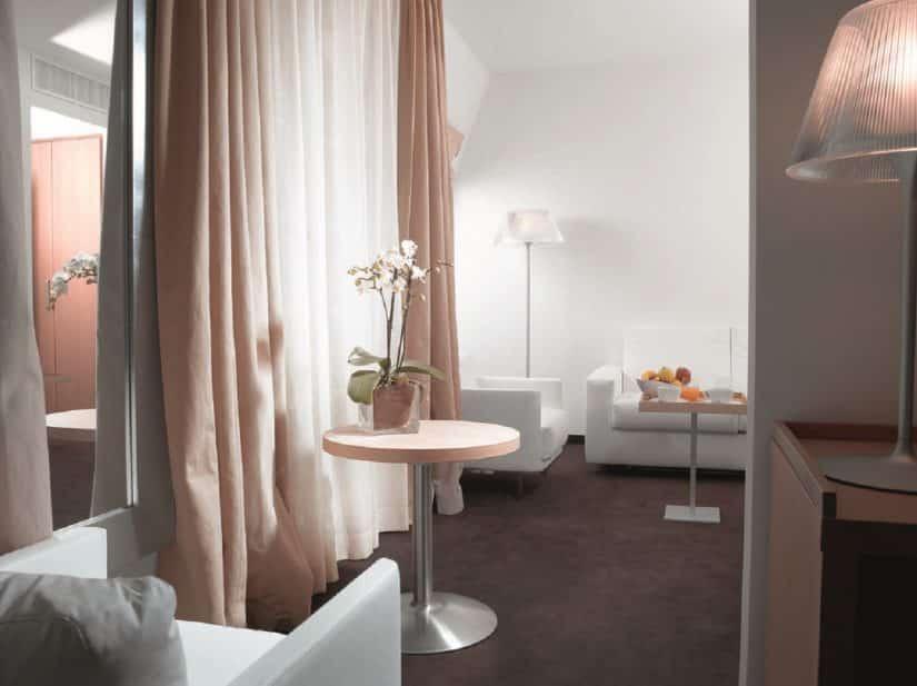 Hotéis em Luxemburgo para relaxar