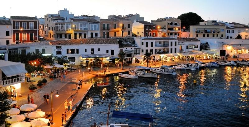 Hotéis em Menorca