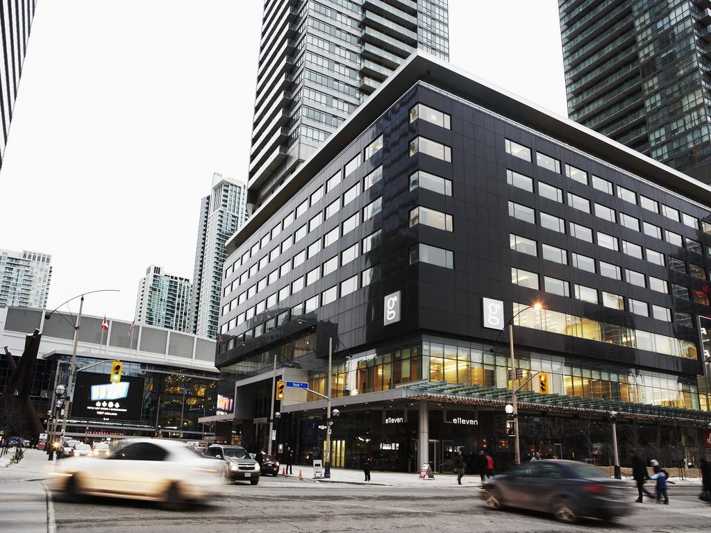 Hotéis em Toronto bem localizados