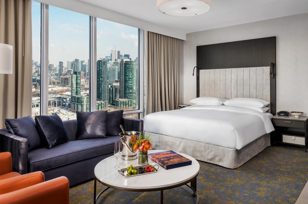 Hotéis em Toronto luxuosos