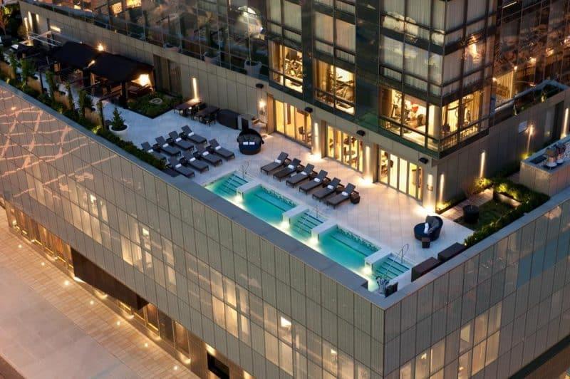 Hotéis em Nova York com linda vista