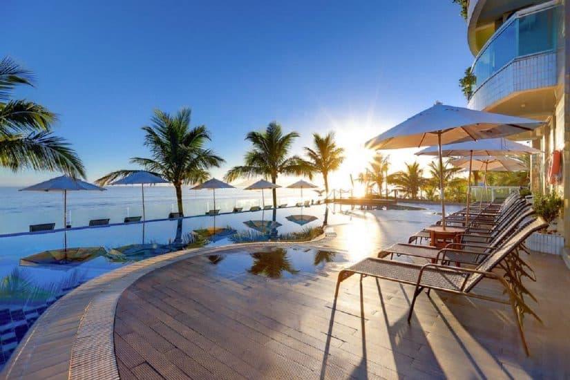 Hotéis de Floripa perto da praia