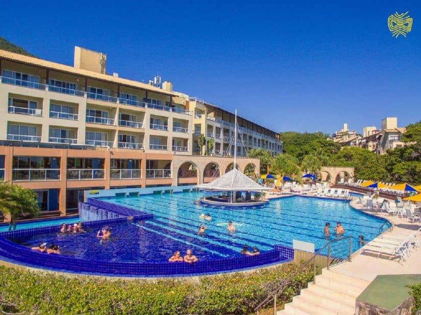 Hotéis de Floripa luxuosos all inclusive
