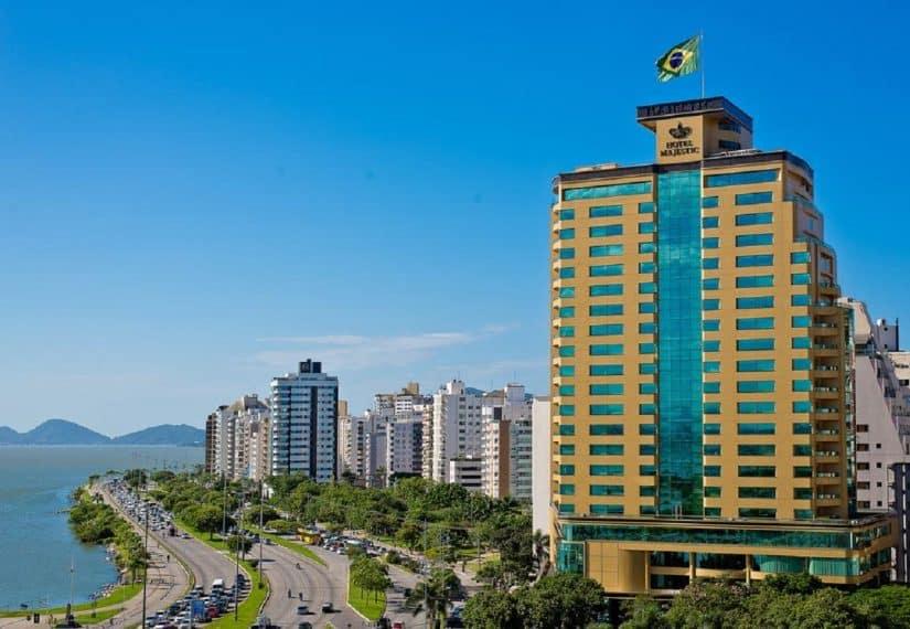 Hotéis em Floripa