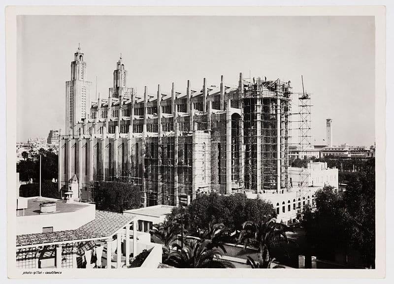 Pontos turísticos de Casablanca antigos