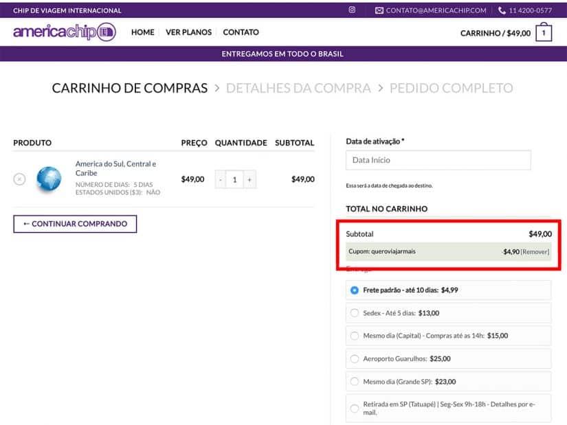 Internet no Chile