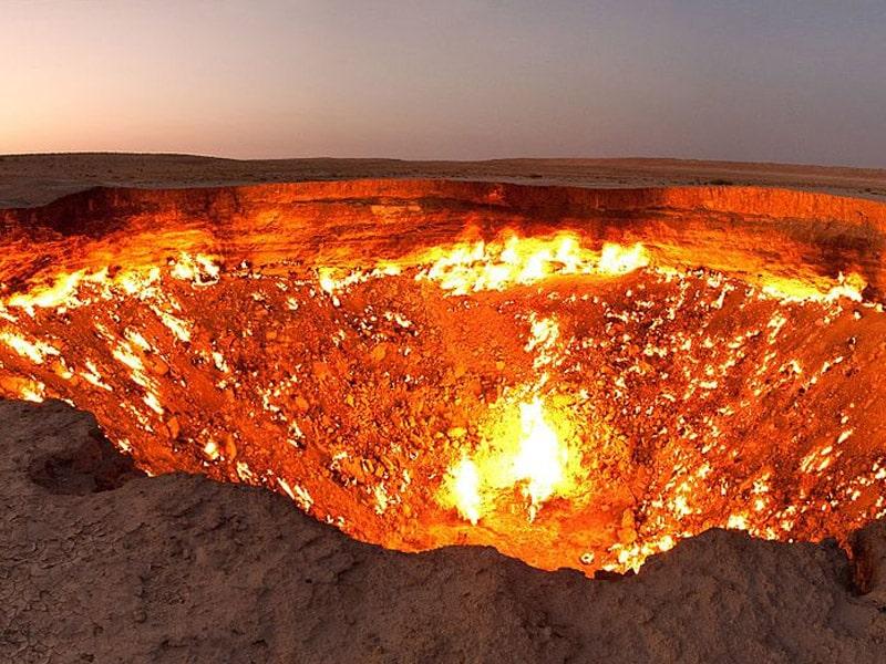 O que tem no Turcomenistão