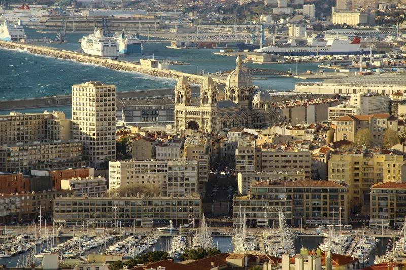 Tour por Marselha