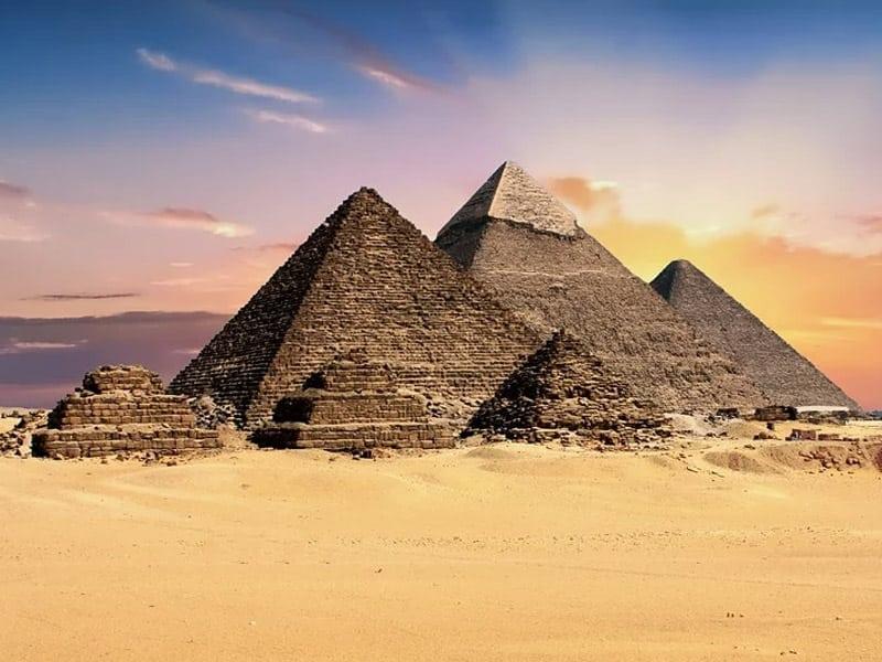 dicas do Egito