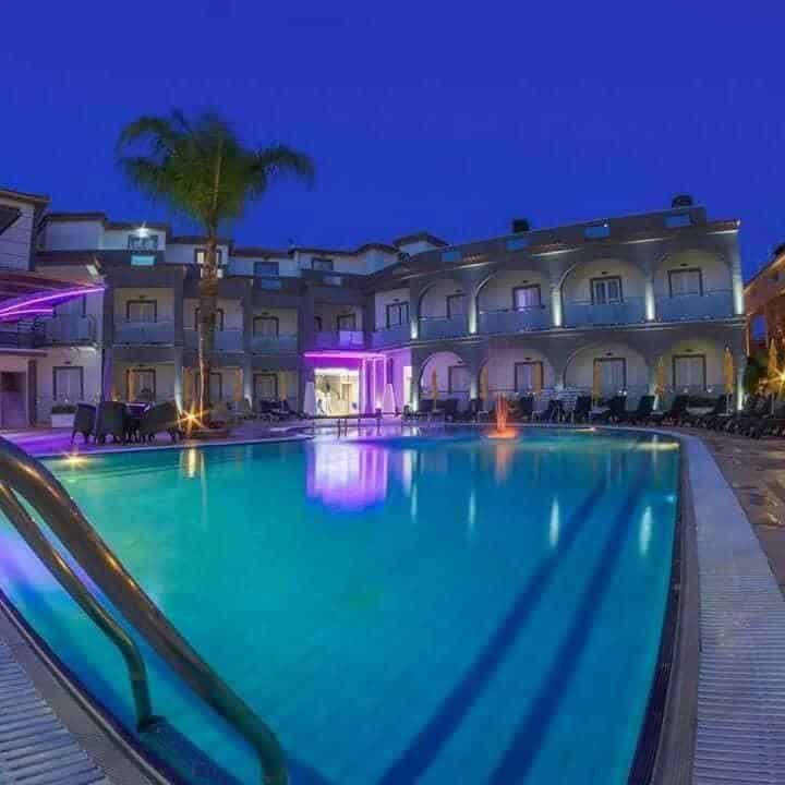 Princess Hotel, em Zakynthos