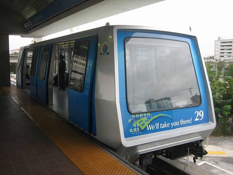 Transporte público em Miami