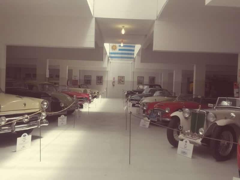 museu do automóvel uruguai