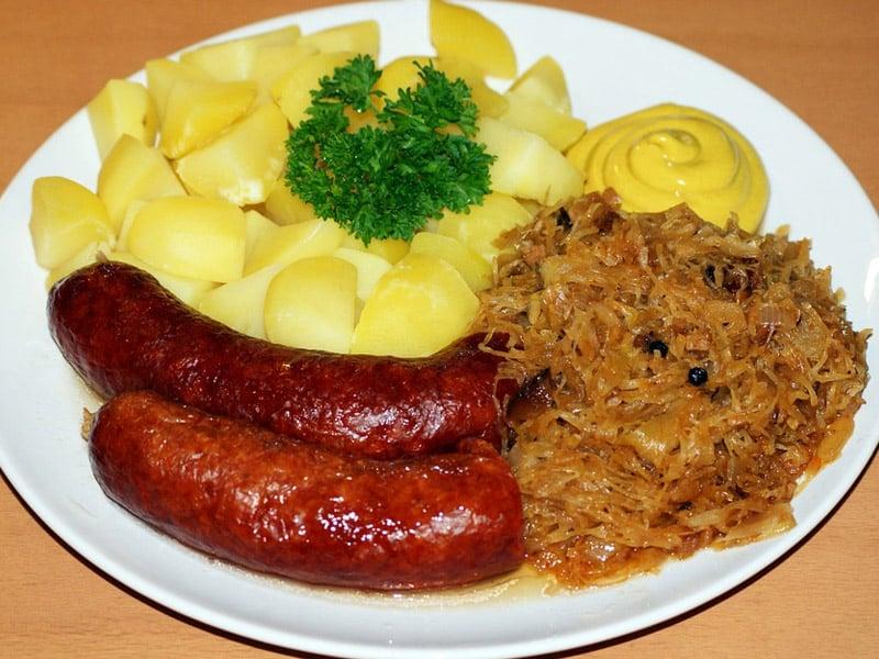 pratos típicos de estrasburgo