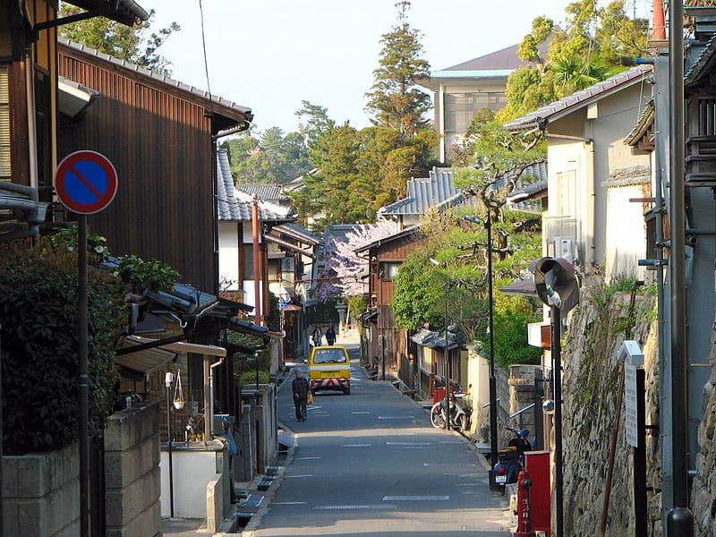 Cidades do Japão legais