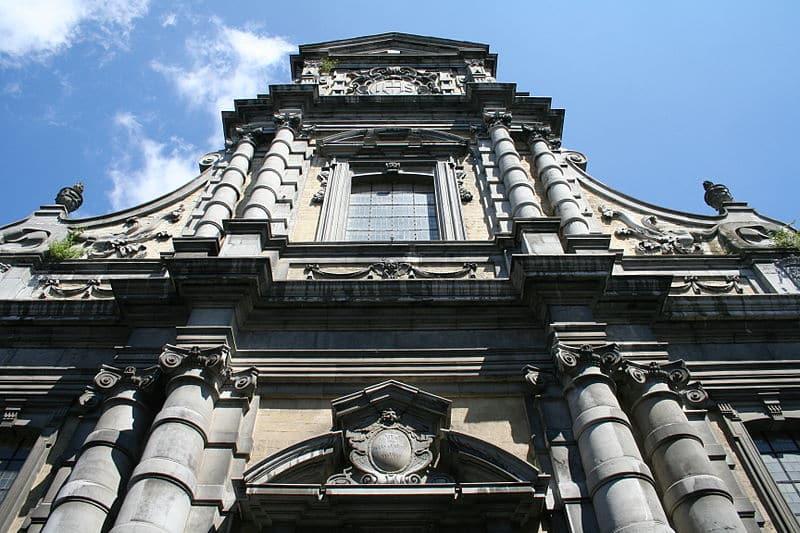 O que fazer em Namur para religiosos