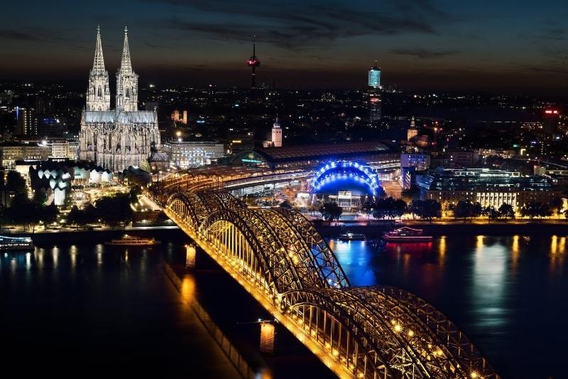 Cidades grandes da Alemanha