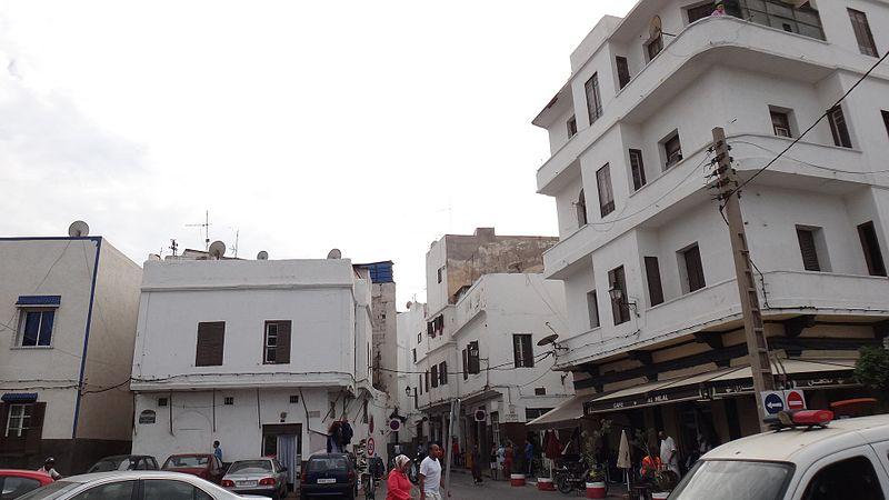 Pontos turísticos de Casablanca com lojas