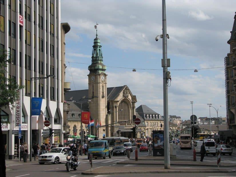 roteiro luxemburgo e alemanha
