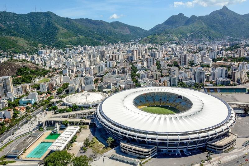 Estádios mais bonitos do mundo