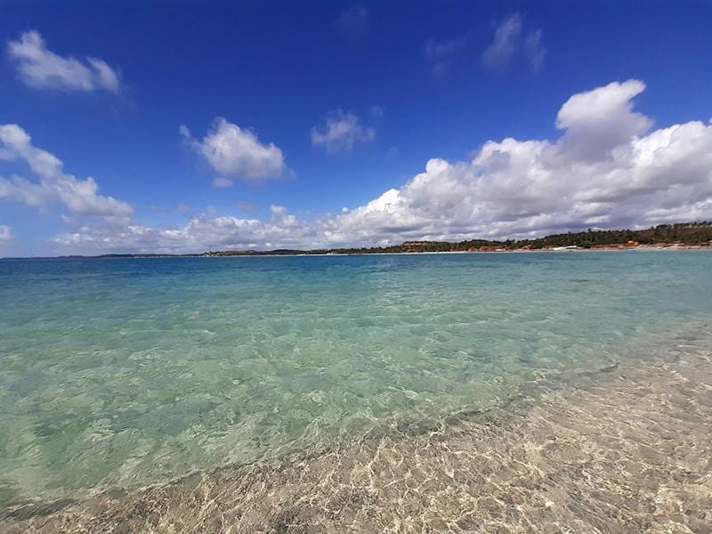 praias perto de Maceió