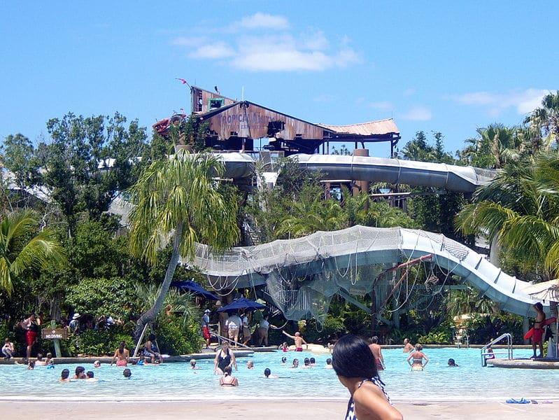 Quais parques ir em dias quentes