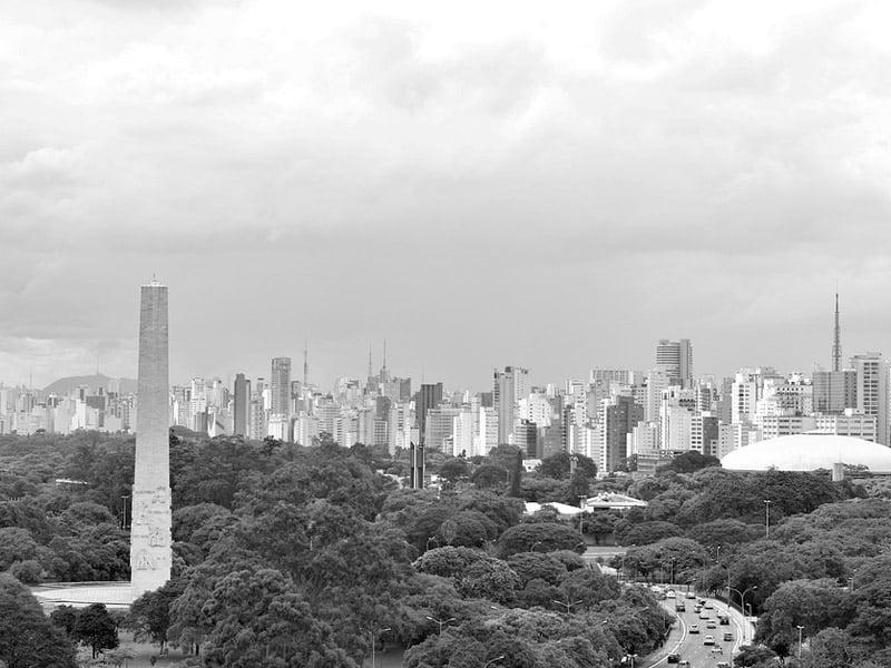 Parque do Ibirapuera história
