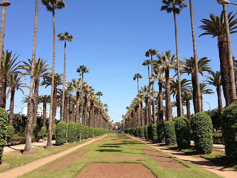Pontos turísticos de Casablanca gratuitos