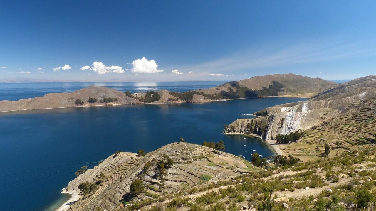 Passeio de barco em La Paz