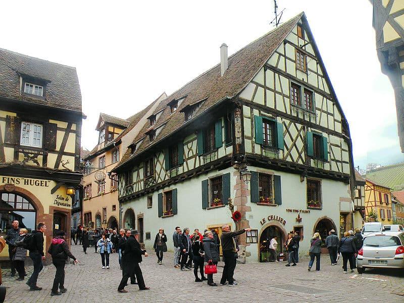 Cidades da Alsácia