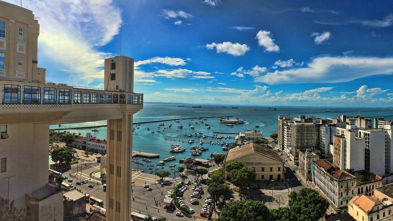 Pontos turísticos de Salvador, bahia