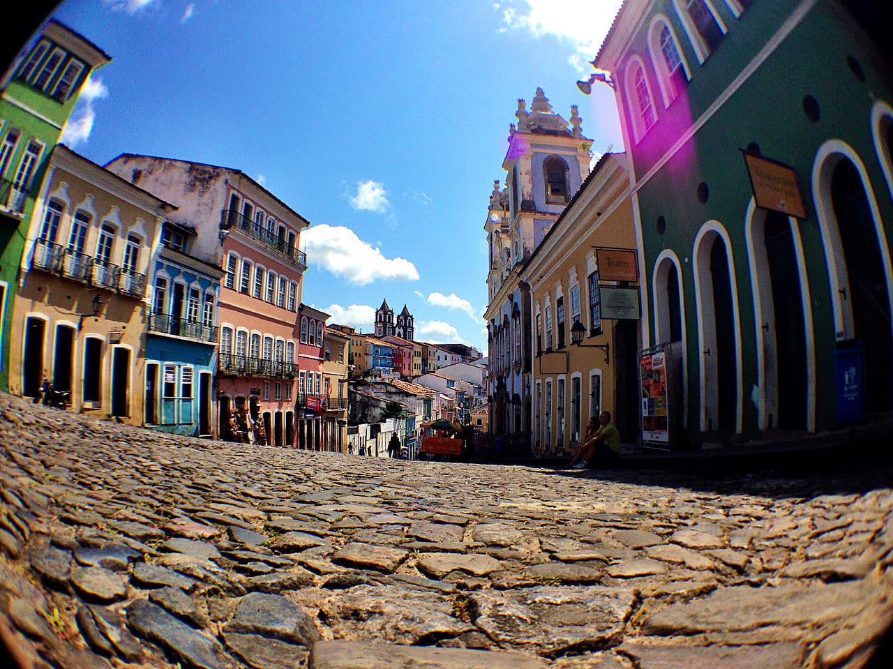 Pontos turísticos de Salvador pelourinho