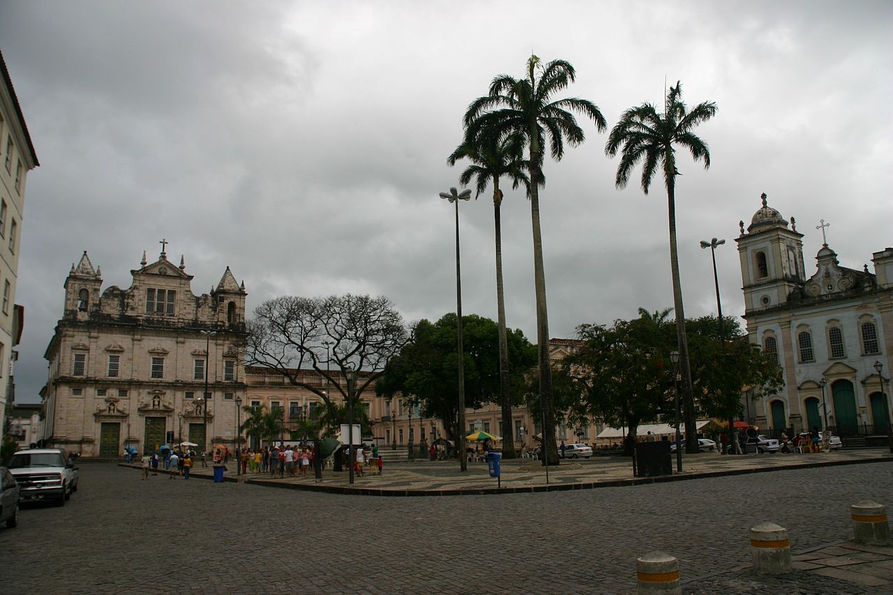 Pontos turísticos de Salvador historia