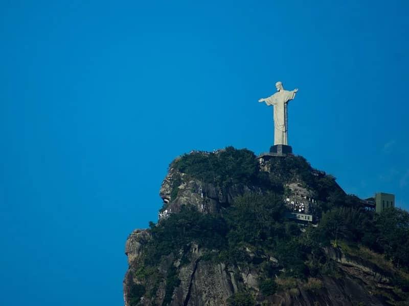 Cristo redentor maravilhas do mundo
