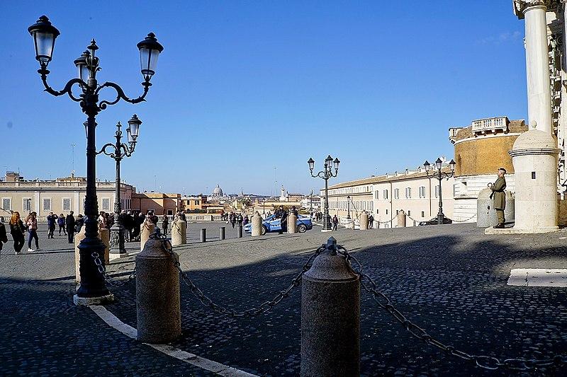 Praças de Roma mais procuradas