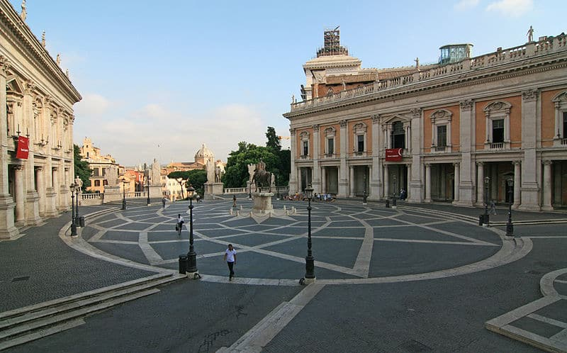 Praças mais bonitas de Roma