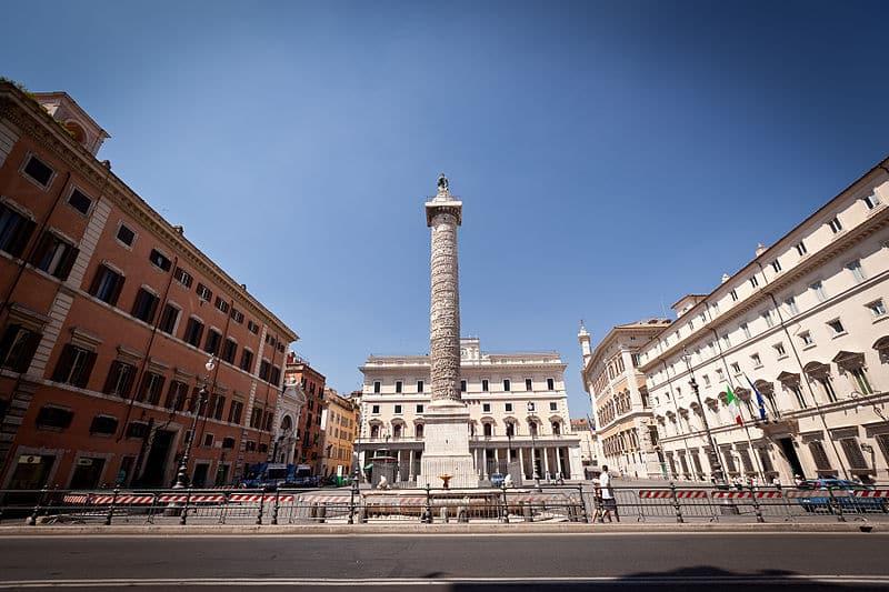 Praça Navona Roma