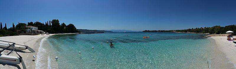 Praia Branca Santorini