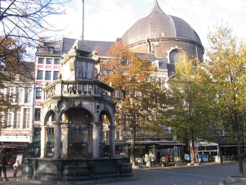 O que fazer em Liège na área central da cidade