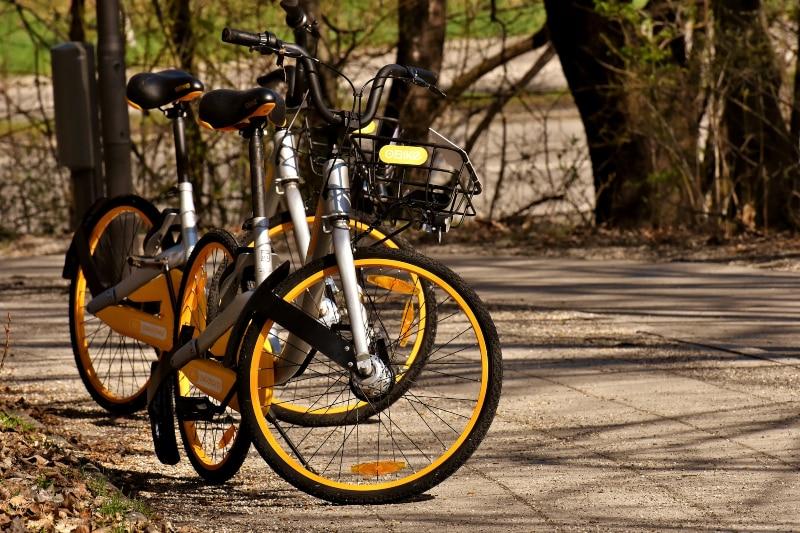 Passeio de bicicleta por Budapeste