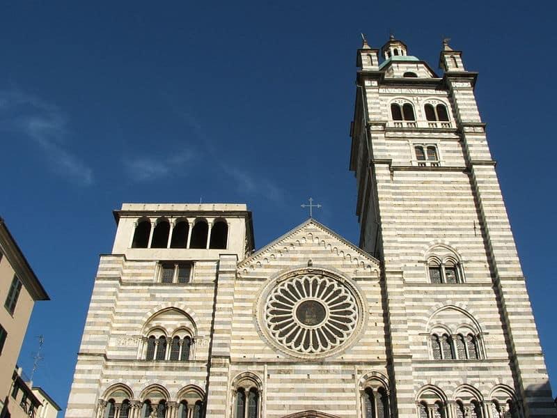 Igrejas de Gênova