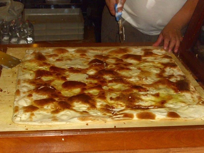 Comidas da Itália
