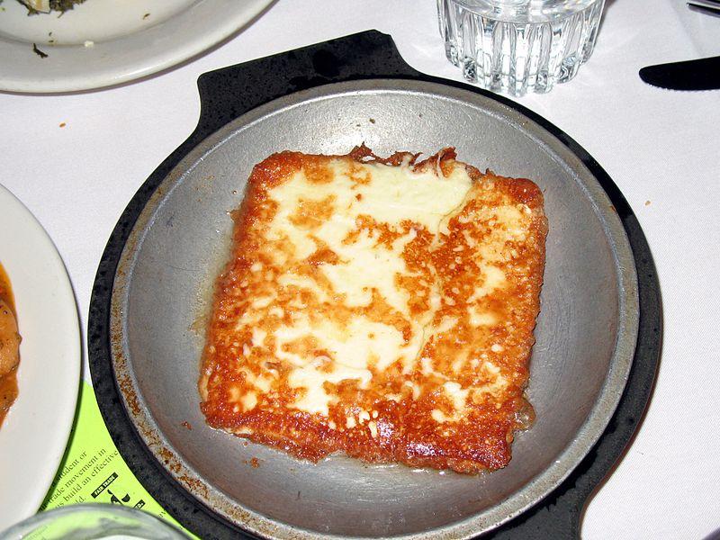 comida tipica da Grecia