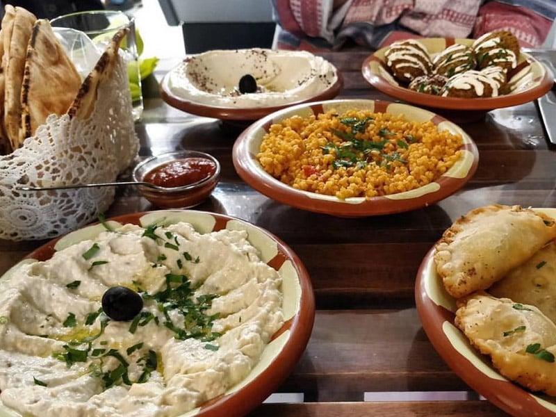 restaurantes árabes na frança