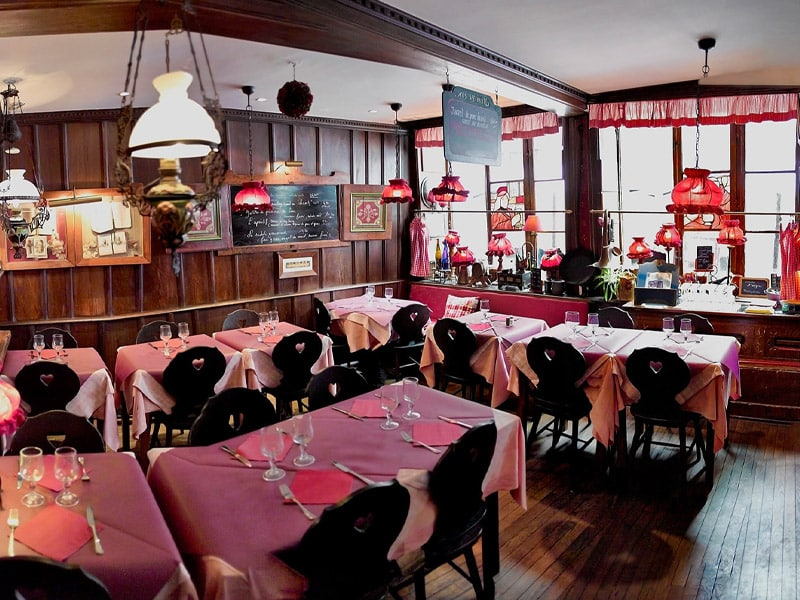 restaurante perto da catedral estrasburgo