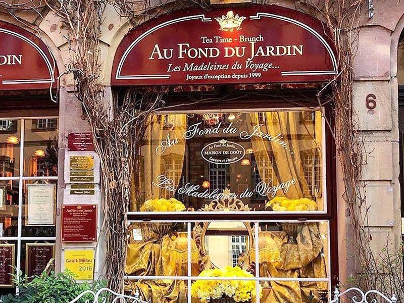 restaurante mais famoso de estrasburgo