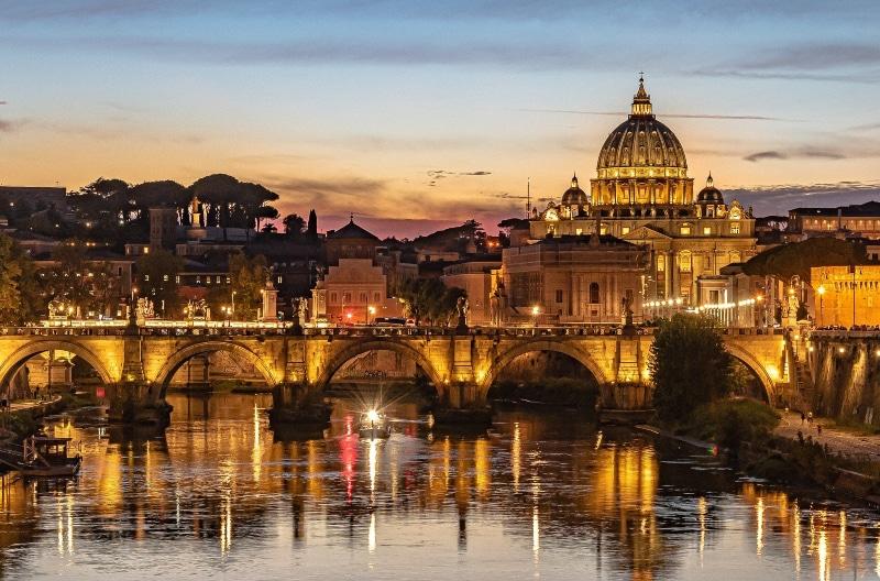 Roteiro para Roma