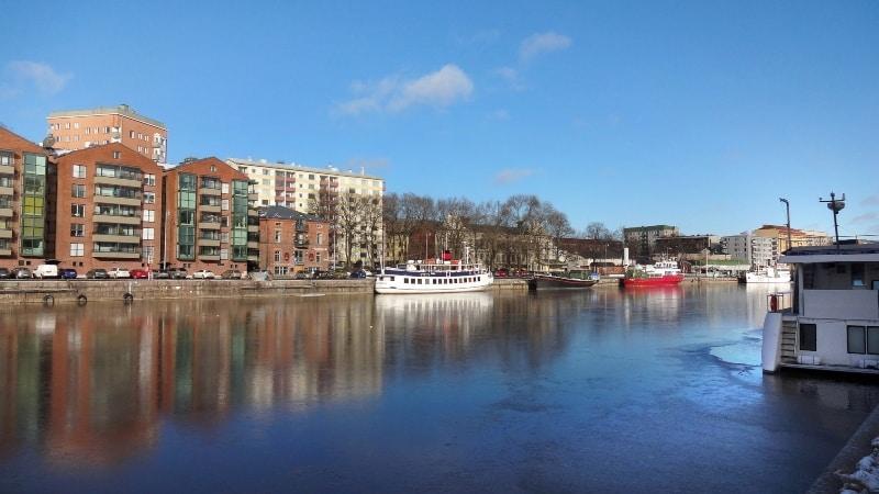 Trem para Turku